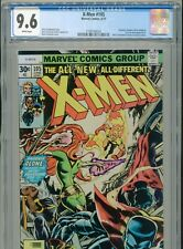 New listing 1977 Marvel X-Men #105 Cockrum Claremont Cgc 9.6 White Box6