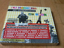 Bernard Marly - La Légende des Accordéonistes du Tour - 3 CD Neuf 2013