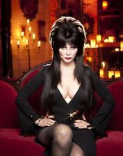 "Elvira Mistress of the Dark Cassandra Peterson 8""x10"" 10""x8"" Photo 66291"
