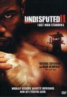 Undisputed II: Last Man Standing [New DVD] Widescreen