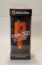 Dead Down Wind Dead Zone Ozone2Go Car Plug In Deodorizer & Air Freshener