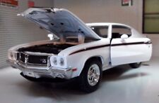 Buick GSX 1970 Gran Sport Skylark 1:24 Scale Welly Diecast Model Car White