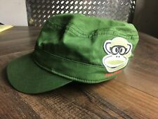 Teen Boy / Girl Youth Size Paul Frank Cadet Military Style Hat Cap New With Tags