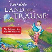 TOM LEHELS LAND DER TRÄUME-DIE MUSICAL-SONGS  CD NEW
