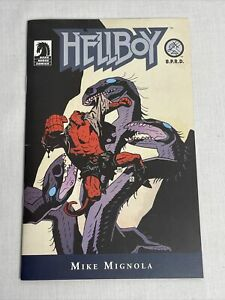 HELLBOY B.P.R.D. - King Void & The Hydra And The Lion Mini Comic Book