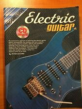 PROGRESSIVE ELECTRIC GUITAR   By Peter Gelling Sheet Music Book (No CD)