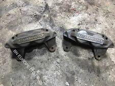 SUBARU IMPREZA FORESTER LEGACY FRONT 4 POT BRAKE CALIPERS WRX STI 22B JDM TURBO