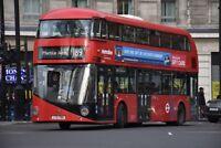 LT789 LTZ 1789 METROLINE NEW ROUTEMASTER 30TH DEC 2017 6x4 London Bus Photo