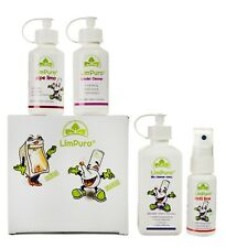 LimPuro Giftbox One - Anti lime - resin blocker - bio cleaner - grinder cleaner