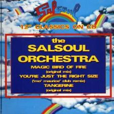 The Salsoul Orchestr - Magic Bird of Fire/Youre Just the Right [New CD] Canada -