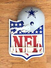 Vintage NFL Dallas Cowboys Hook Hat Coat Rack By Hutch Sports **See Photos**