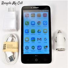 Alcatel JitterBug Smart A622GL (GreatCall) 4G LTE Smartphone - Senior Friendly