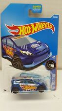 COOL ERROR HOT WHEELS '12 FORD FIESTA EXTRA PIECE INSIDE CHECK IT OUT RACE TEAM