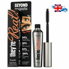 UK - Real 8.5g Mascara Black - Size Full They're Benefit Beyond BRAND NEW