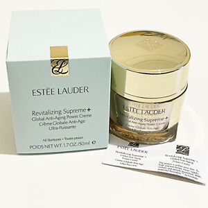 Estée Lauder Revitalizing Supreme Global Anti-Ageing Cream (50ml) /1.7  OZ