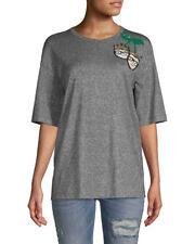 Dolce & Gabbana Womens  Family Sequined T-Shirt, 36