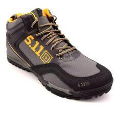 5.11 Range Master Mens Gunsmoke Sturdy Walking Hiking Shoe Size 13 Gray NEW