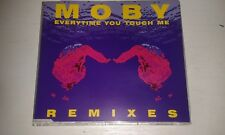MOBY EVERYTIME YOU TOUCH ME REMIXES CD SINGLE