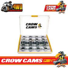 "Crow Cams Stainless Roller Rockers 7/16"" Stud 1.65:1 Holden V8 253 308 CRHL8167"