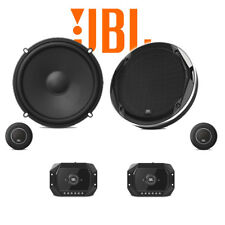 JBL Stadium GTO 600C 2-Wege 16cm Lautsprechersystem Einbauset Boxen Auto KFZ PKW