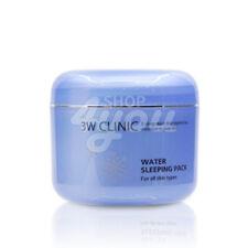 3W Clinic Water Sleeping Pack 100ml +Free Sample