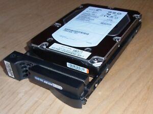 Festplatte 600 GB 3.5 15K SAS EMC AX4-5i AX-SS15-600 005048958 0G439P G439P A-