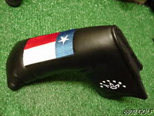 New Titleist Scotty Cameron Custom Texas Flag Blade Putter Headcover