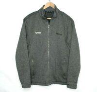 Marmot Full Zip tunner embroidered  Fleece Jacket men's size XXL