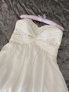 Wedding Dress Size 10 - Size 12 New