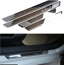 Metal Stainless Door Sill Scuff Plate For VW Volkswagen Golf 7 Golf 6 MK6 MK7