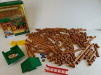 The Original Lincoln Logs Building set Wild West Frontier - Missing Dog