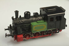 Märklin H0 3029 LOCOMOTIVE à vapeur beau peint - Fonctionne Bon - boue /rayures/
