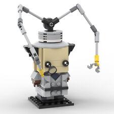 Lego Brickheadz - Inspector Gadget -MOC Creation - PDF Instructions Only