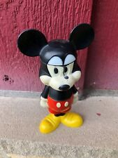 (S8)  vintage SOAKY - GREAT CONDITION - MICKEY MOUSE - YELLOW RED BLACK