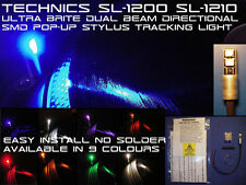Technics SL-1200 SL-1210 Ultra Brite Dual-Beam Direktionell SMD LED Nadel Lampe