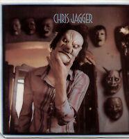 CHRIS JAGGER ~ SELF TITLED ~ 1973 US 10-TRACK LP RECORD + INNER ~ ASYLUM SD 5069