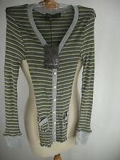 Shirt Top Shirt Trägertops  Hemd  farbig gestreift Original Rosemunde neu 5464