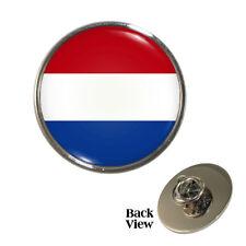 Dutch Flag Metal Pin Badge netherlands holland amsterdam world cup eu Brand New