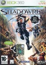 Videogame Shadowrun XBOX360