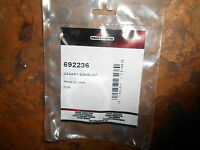 NOS Briggs and Stratton OEM Exhaust Gasket 692236