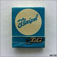 Flexipol by T&G Insurance Matchbook (MK106)