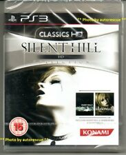 "Silent Hill Collection HD ""New & Sealed' * PS 3 *"