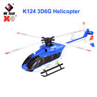 Wltoys XK EC145 K124 6CH 3D 6G Brushless Motor BNF Helicopter Aircraft Airplane