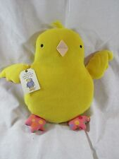 """NORTH AMERICAN BEAR CO. Two-Dees Yellow Chick Plush Toy 12"""""""