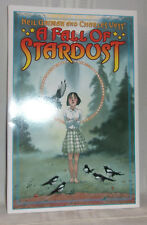 Neil Gaiman Charles Vess A FALL OF STARDUST First ed Portfolio 29 color plates+