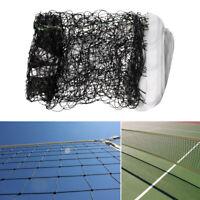 Offizielle Größe Volleyball Net Beach Indoor Outdoor Netz mit Stahlkabel