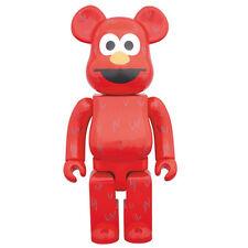 "Sesame Street: Elmo 400% Bearbrick 11"" Designer Art Figure by Medicom Toy"
