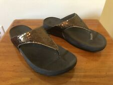 c87896aa218405 New ListingFitflop Brown Style 034-012 Womens US Sz 9