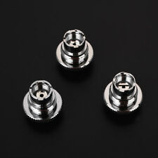 3Pcs 510 Adapters Interface Silver Metal For Electronic Vape E Pen Cigarette