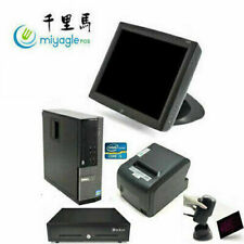 "15"" Touchscreen All In One Pos System Retail/Liquor Point Of Sale"